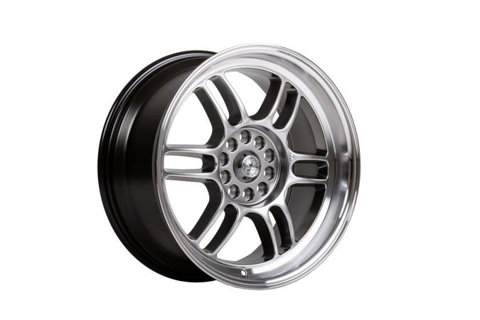 "Felgi aluminiowe 18"" 59 North Wheels D-006 18x8,5 ET35 5x114,3/120 Hyperblack/polished"