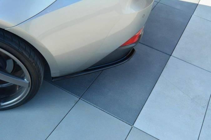 Splittery tylne boczne Maxton Lexus IS MK3 T (czarny połysk)